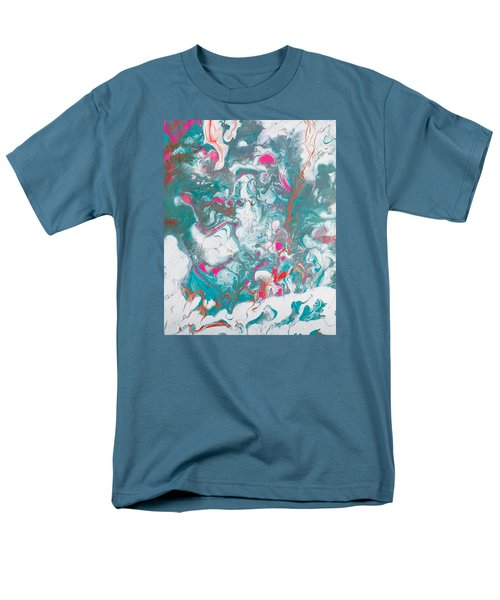 Oysters And Pearls Men's T-Shirt  (Regular Fit)