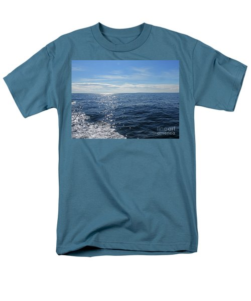 Pacific Ocean Men's T-Shirt  (Regular Fit) by Cindy Murphy - NightVisions