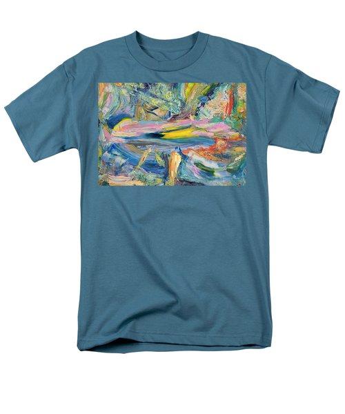 Paint Number 31 Men's T-Shirt  (Regular Fit) by James W Johnson