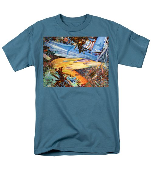 Paint number 38 T-Shirt by James W Johnson