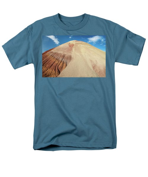 Men's T-Shirt  (Regular Fit) featuring the photograph Painted Mound by Greg Nyquist
