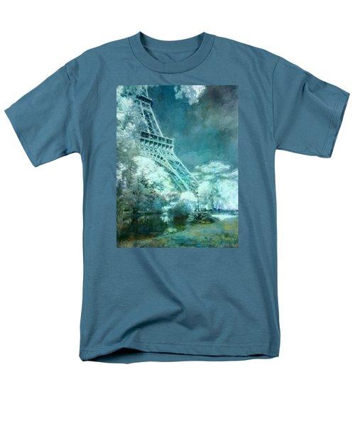 Parisian Dream Men's T-Shirt  (Regular Fit) by John Rivera