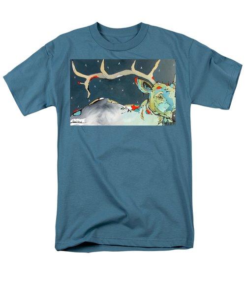 Passing In The Night Men's T-Shirt  (Regular Fit) by Nicole Gaitan