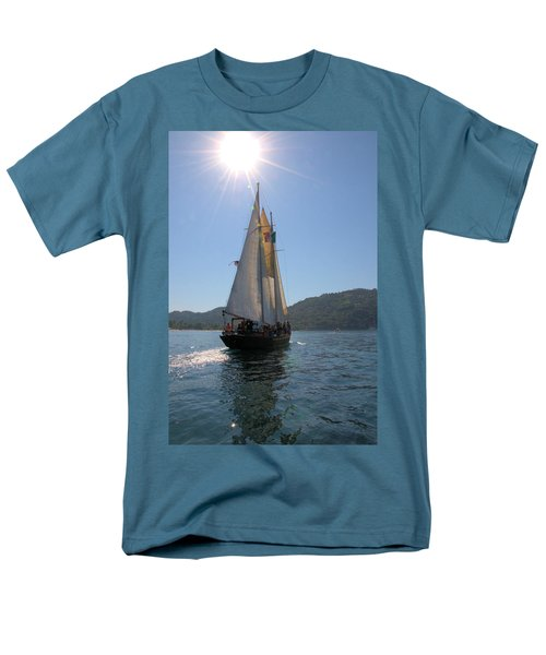 Patricia Belle 03 Men's T-Shirt  (Regular Fit) by Jim Walls PhotoArtist