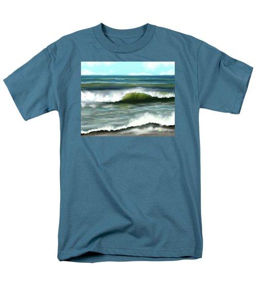 Perfect Day Men's T-Shirt  (Regular Fit) by Dawn Harrell