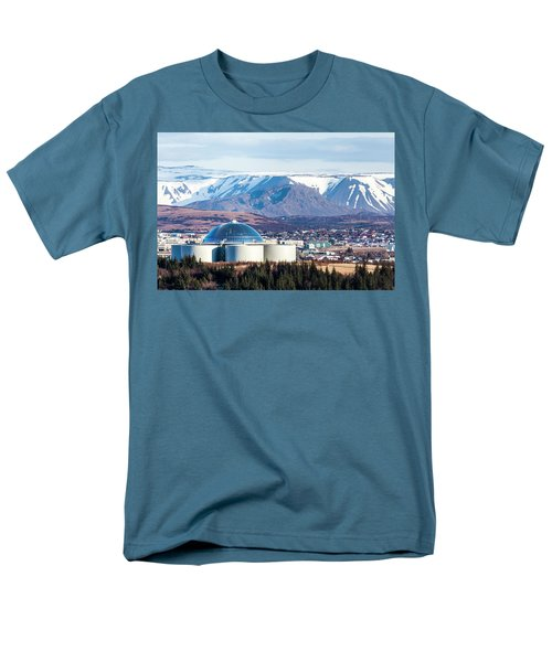 Perlan Men's T-Shirt  (Regular Fit) by Wade Courtney