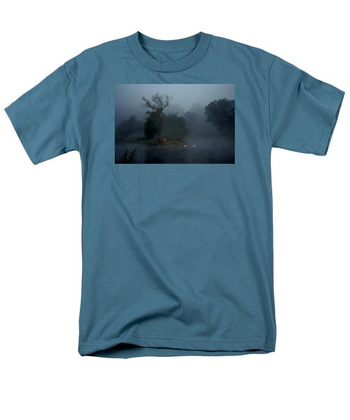 Men's T-Shirt  (Regular Fit) featuring the photograph Photo By Yossi Danielzon by Meir Ezrachi