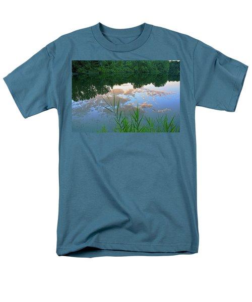Pondering Men's T-Shirt  (Regular Fit) by Angelo Marcialis