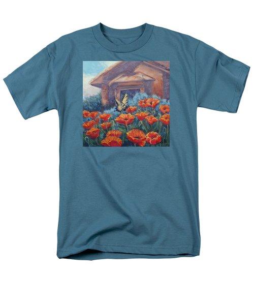 Poppy Paradise Men's T-Shirt  (Regular Fit)
