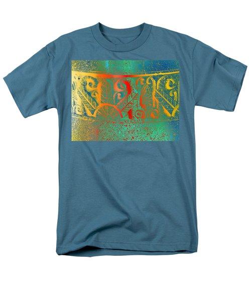 Pottery On The Street Men's T-Shirt  (Regular Fit) by Lenore Senior