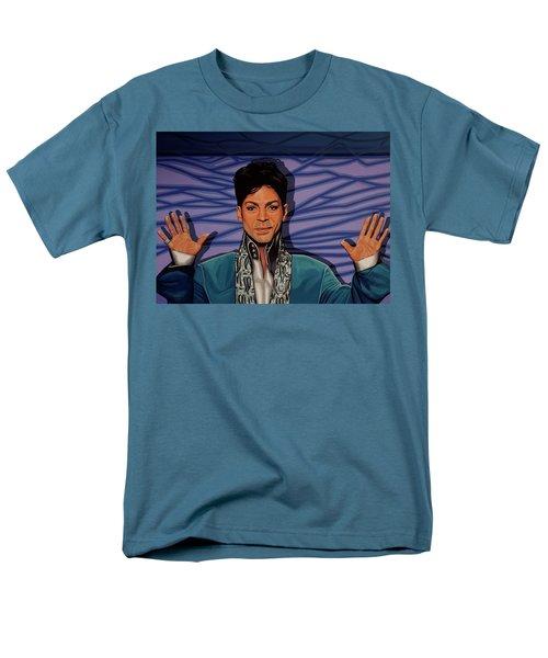 Prince Men's T-Shirt  (Regular Fit) by Paul Meijering