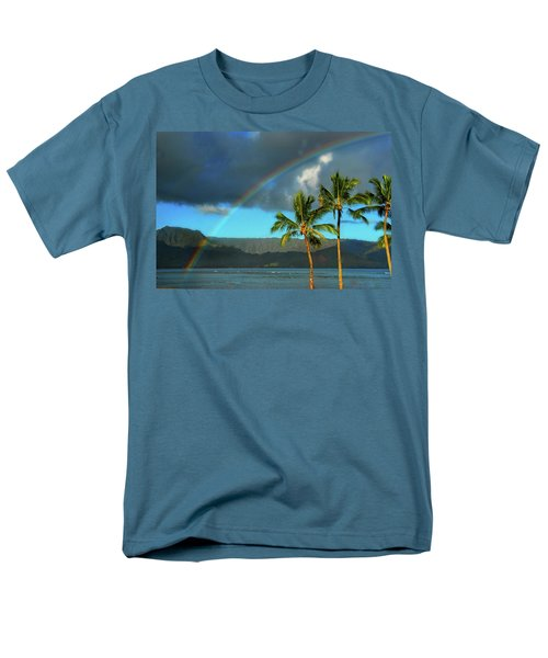 Men's T-Shirt  (Regular Fit) featuring the photograph Promise Of Hope by Lynn Bauer