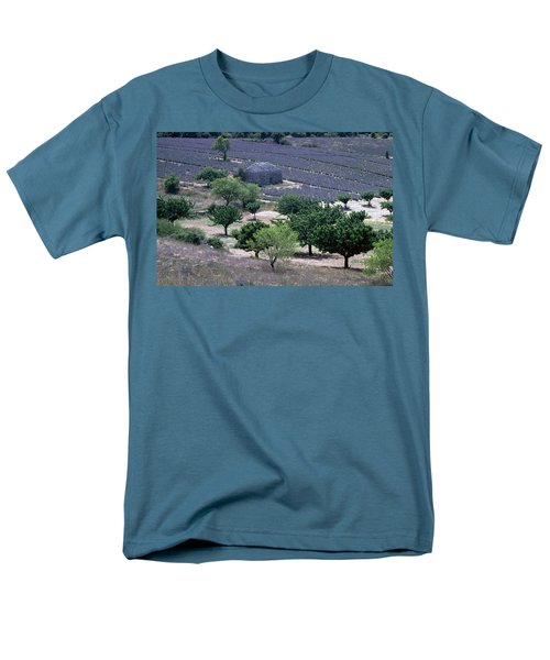 Provence Men's T-Shirt  (Regular Fit) by Flavia Westerwelle