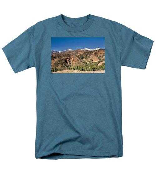 Puca Ventana Men's T-Shirt  (Regular Fit)