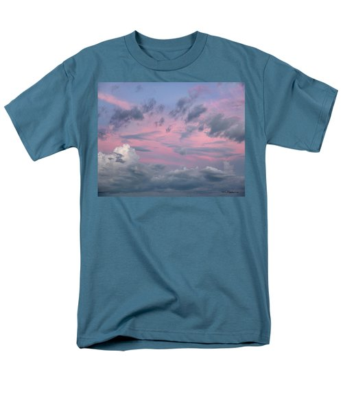 Purple Sunrise Men's T-Shirt  (Regular Fit) by Tim Fitzharris