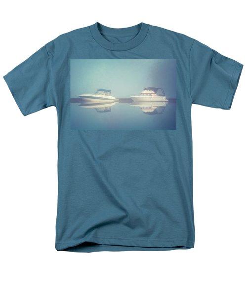 Men's T-Shirt  (Regular Fit) featuring the photograph Quiet Morning by Ari Salmela