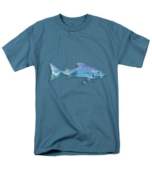 Rainbow Trout Men's T-Shirt  (Regular Fit) by Mikael Jenei