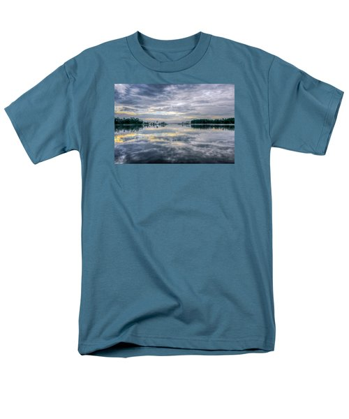 Men's T-Shirt  (Regular Fit) featuring the photograph Reflection by Rob Sellers