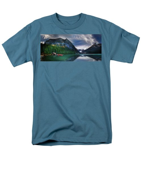 Men's T-Shirt  (Regular Fit) featuring the photograph Reflections Of by John Poon
