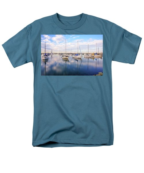 Resting On Glass Men's T-Shirt  (Regular Fit)