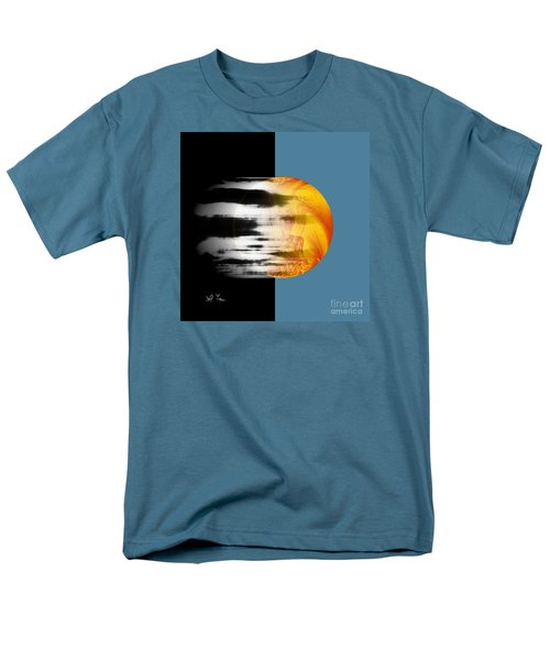 Men's T-Shirt  (Regular Fit) featuring the digital art Revelation by Leo Symon