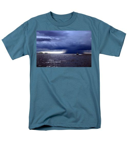 Riders On The Storm Men's T-Shirt  (Regular Fit) by Rdr Creative