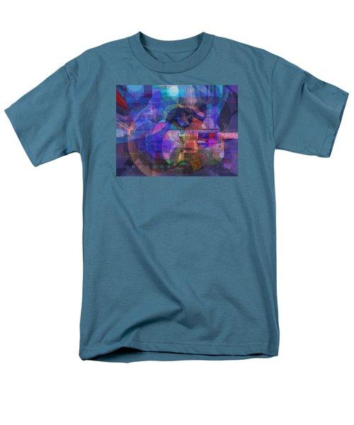 Rock Star Men's T-Shirt  (Regular Fit) by David Klaboe