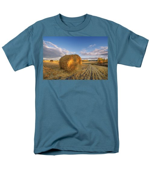 Rolling Hills Men's T-Shirt  (Regular Fit) by Dan Jurak
