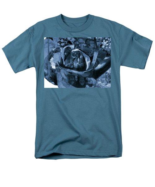 Rose No 1 Men's T-Shirt  (Regular Fit) by David Bridburg