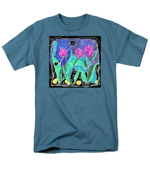 Roses And Lemons Men's T-Shirt  (Regular Fit) by Debra Baldwin