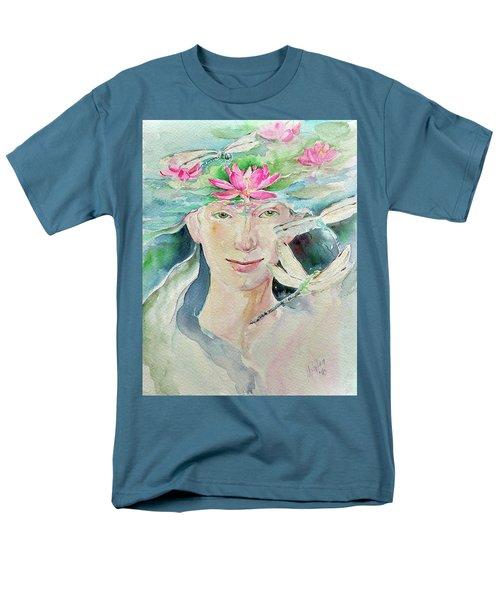 Sacred Awakening Men's T-Shirt  (Regular Fit)