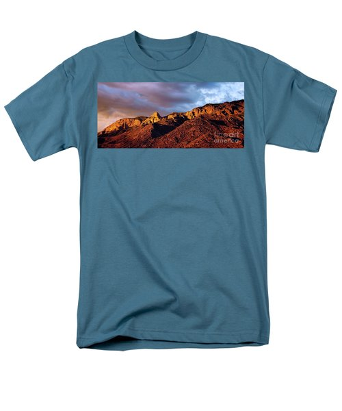 Men's T-Shirt  (Regular Fit) featuring the photograph Sandia Beauty by Gina Savage