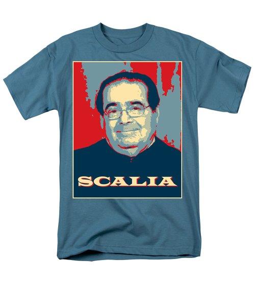 Scalia Men's T-Shirt  (Regular Fit) by Richard Reeve