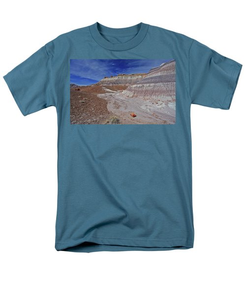 Men's T-Shirt  (Regular Fit) featuring the photograph Scattered Fragments by Gary Kaylor