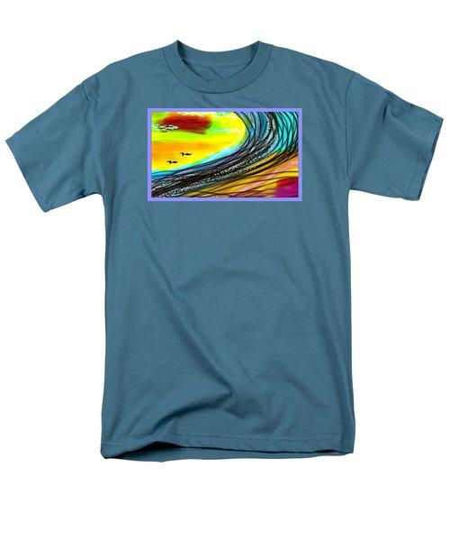Sea Men's T-Shirt  (Regular Fit)