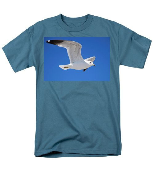 Seagull Men's T-Shirt  (Regular Fit) by Ludwig Keck