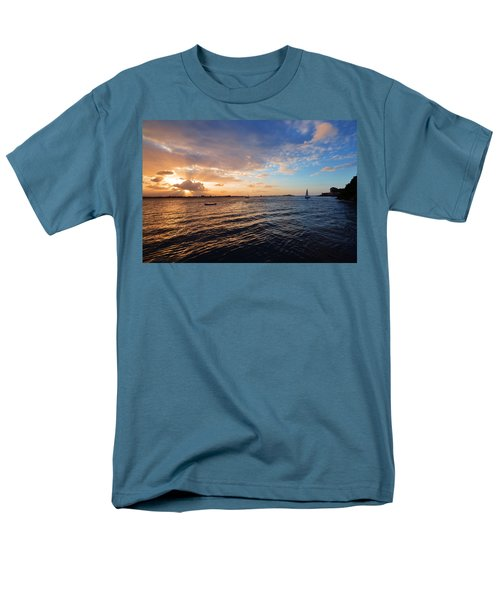 Men's T-Shirt  (Regular Fit) featuring the photograph Semblance 3769 by Ricardo J Ruiz de Porras