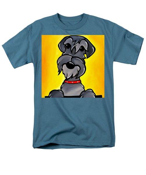 Shnoz Men's T-Shirt  (Regular Fit) by Tom Fedro - Fidostudio