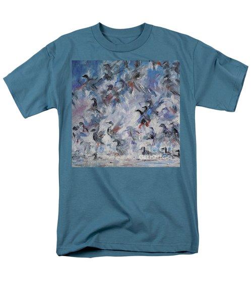Shots Fired Men's T-Shirt  (Regular Fit)