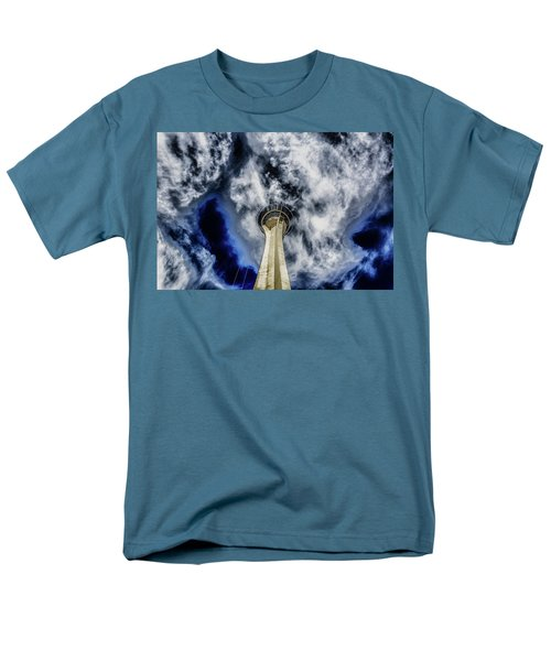 Men's T-Shirt  (Regular Fit) featuring the photograph Shout by Michael Rogers