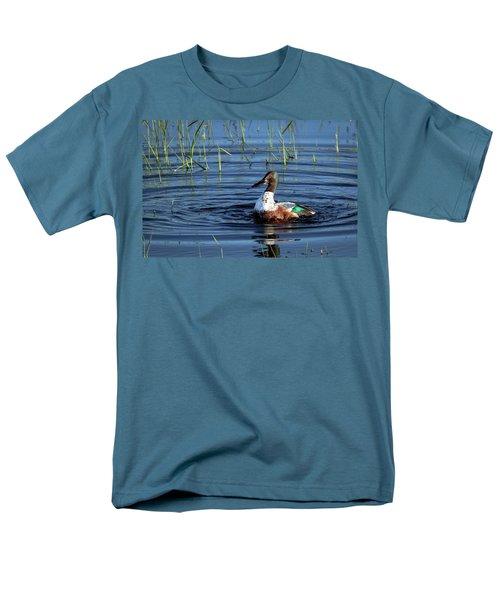 Shoveler Men's T-Shirt  (Regular Fit) by Jean Noren