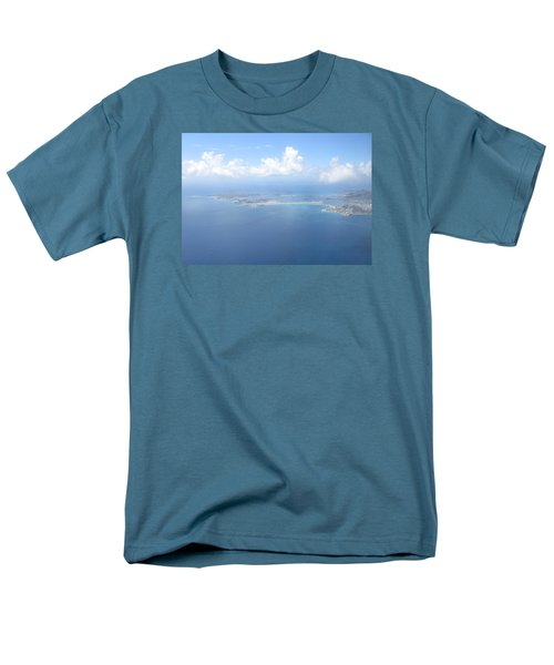 Simpson Bay St. Maarten Men's T-Shirt  (Regular Fit)
