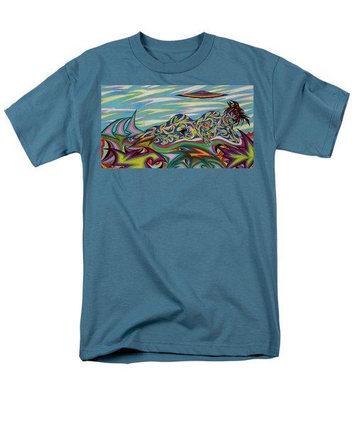Sirene De Venus Men's T-Shirt  (Regular Fit) by Robert SORENSEN