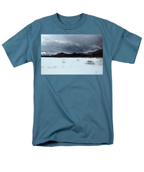 Something Wicked This Way Comes Men's T-Shirt  (Regular Fit)