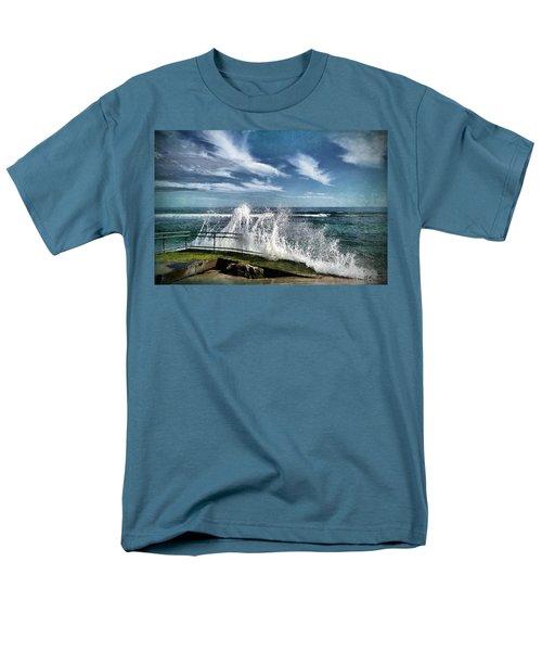 Splash Happy Men's T-Shirt  (Regular Fit) by Kym Clarke
