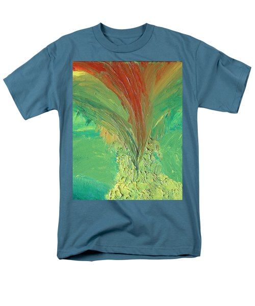 Splash Men's T-Shirt  (Regular Fit) by Karen Nicholson