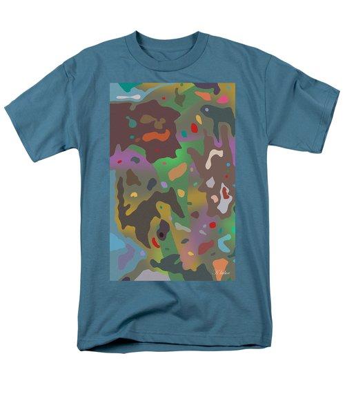 Spotsville Men's T-Shirt  (Regular Fit) by David Klaboe