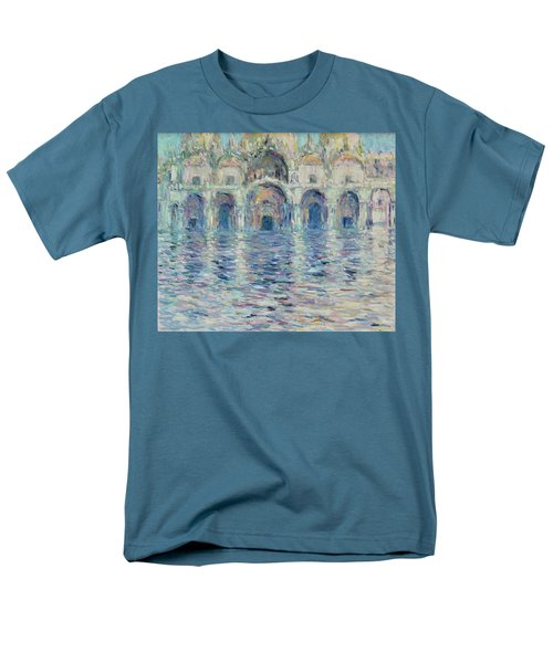 st-Marco square- Venice Men's T-Shirt  (Regular Fit) by Pierre Van Dijk