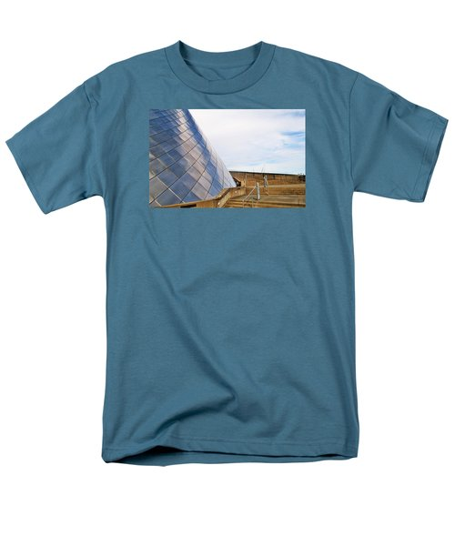 Staircase  Men's T-Shirt  (Regular Fit) by Martin Cline