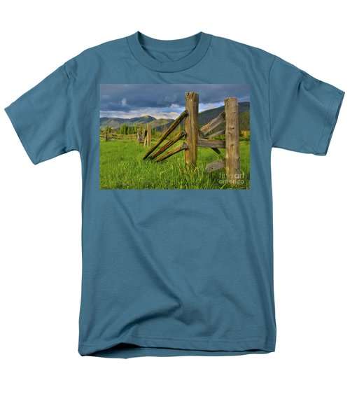 Standing The Test Of Time Men's T-Shirt  (Regular Fit) by John Roberts